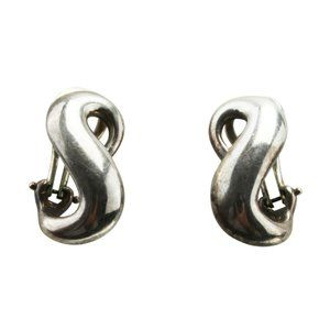 Tiffany & Co. Infinity 925 Earrings 179479